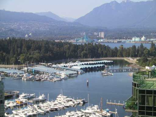 Main Photo: # 3007 1328 W PENDER ST in Vancouver: Coal Harbour Condo for sale (Vancouver West)  : MLS® # V600392