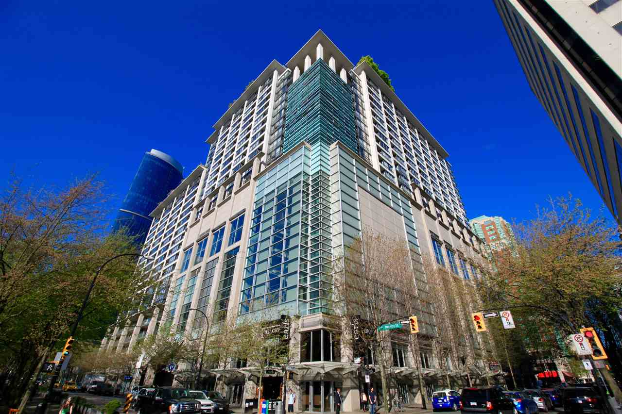 FEATURED LISTING: 609 - 933 HORNBY Street Vancouver