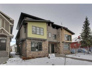 Main Photo: 2116 2 Avenue NW in Calgary: 3 Storey for sale : MLS® # C3541376