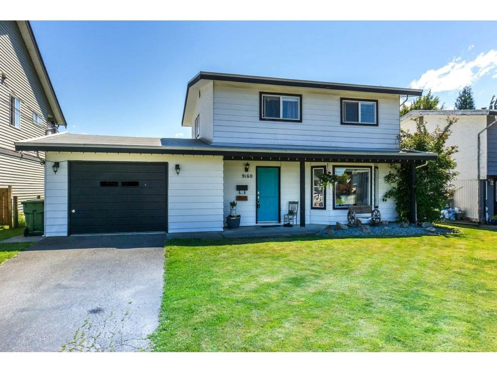 Main Photo: 9160 ARMITAGE Street in Chilliwack: Chilliwack E Young-Yale House for sale : MLS®# R2280651