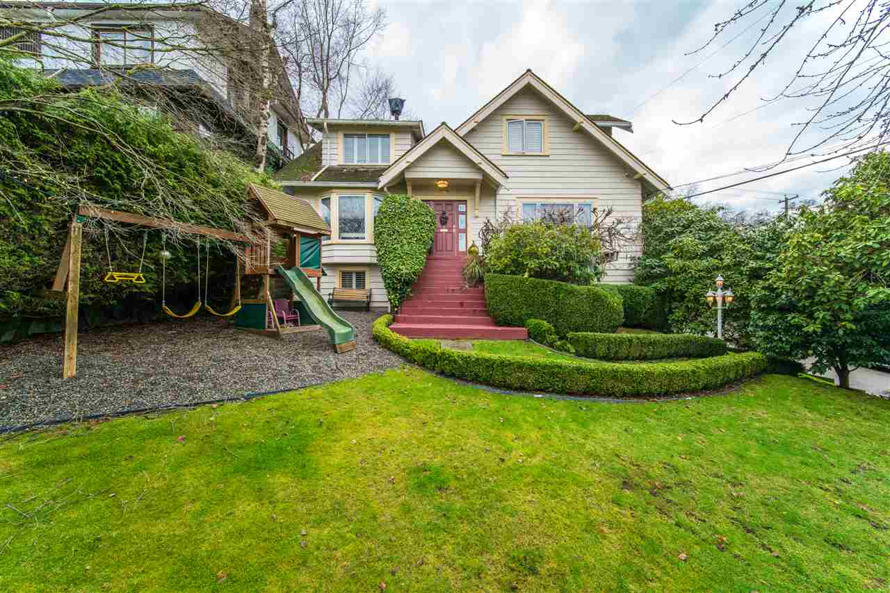 FEATURED LISTING: 4396 LOCARNO Crescent Vancouver