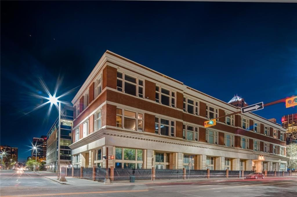 FEATURED LISTING: 105 - 1117 1 Street Southwest Calgary