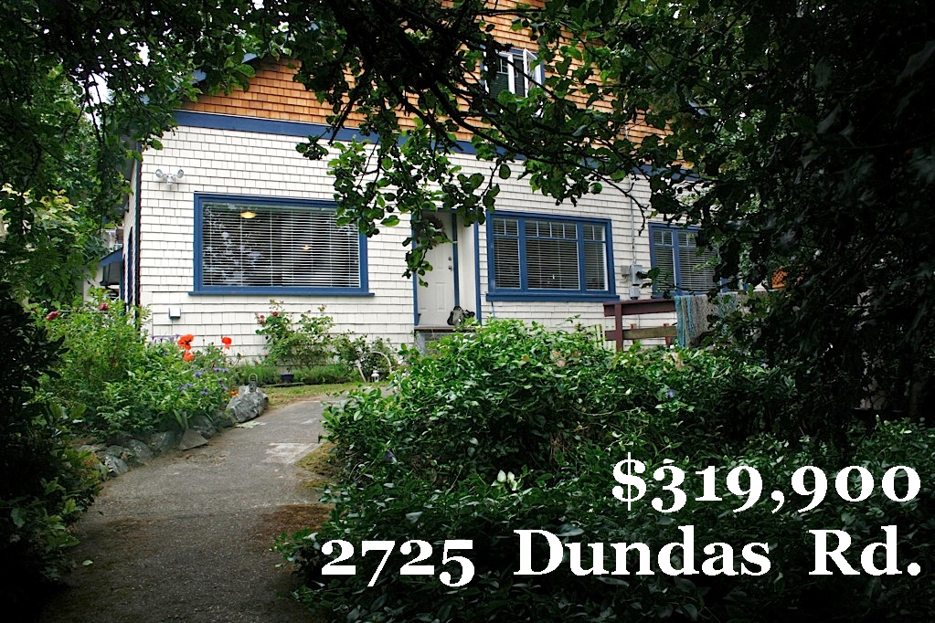 FEATURED LISTING: 2725 Dundas Road Shawnigan Lake