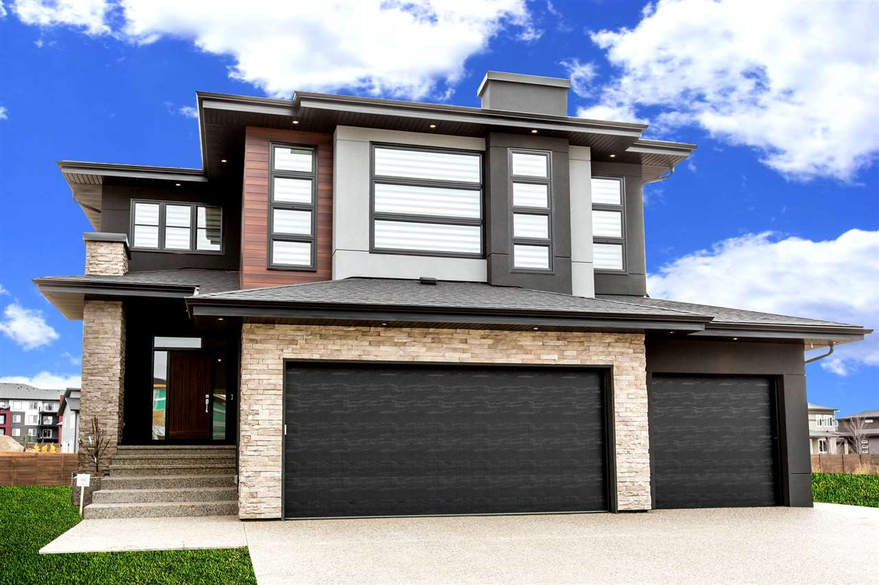 Main Photo: 1107 Wahl Place in Edmonton: Zone 56 House for sale : MLS® # E4095288