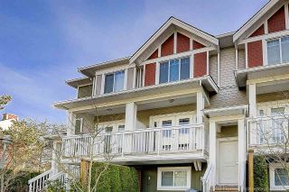"Main Photo: 9 4360 MONCTON Street in Richmond: Steveston South Townhouse for sale in ""COSTA VILLA"" : MLS® # R2249949"