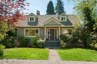 Main Photo: 3378 W 37TH Avenue in Vancouver: Dunbar House for sale (Vancouver West)  : MLS®# R2270031