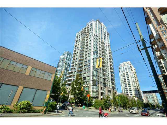 FEATURED LISTING: 1406 - 1295 RICHARDS Street Vancouver
