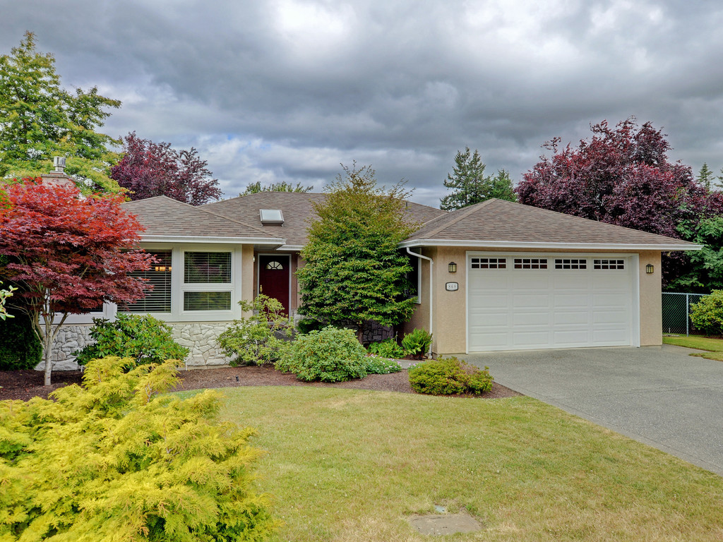 Main Photo: 868 Gardner Place in VICTORIA: SE Cordova Bay Single Family Detached for sale (Saanich East)  : MLS®# 382830