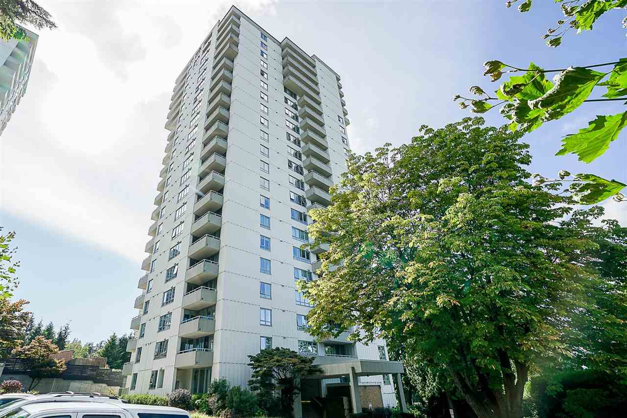"Main Photo: 1902 4160 SARDIS Street in Burnaby: Central Park BS Condo for sale in ""CENTRAL PARK PLACE"" (Burnaby South)  : MLS® # R2208208"