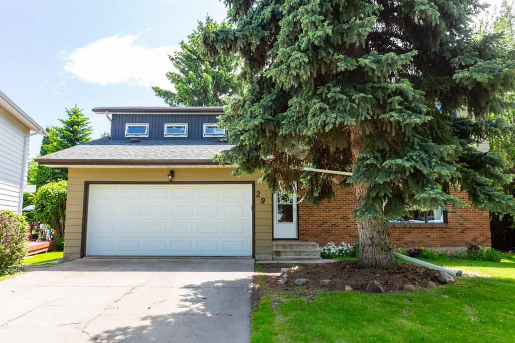 FEATURED LISTING: 29 BURNHAM Place St. Albert