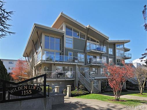 Main Photo: 103 1155 Yates Street in VICTORIA: Vi Downtown Condo Apartment for sale (Victoria)  : MLS® # 374976