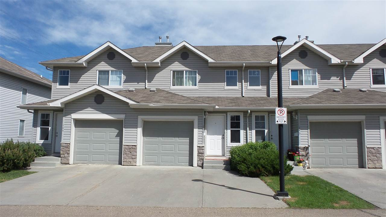Main Photo: 144 230 EDWARDS Drive in Edmonton: Zone 53 Townhouse for sale : MLS® # E4067776
