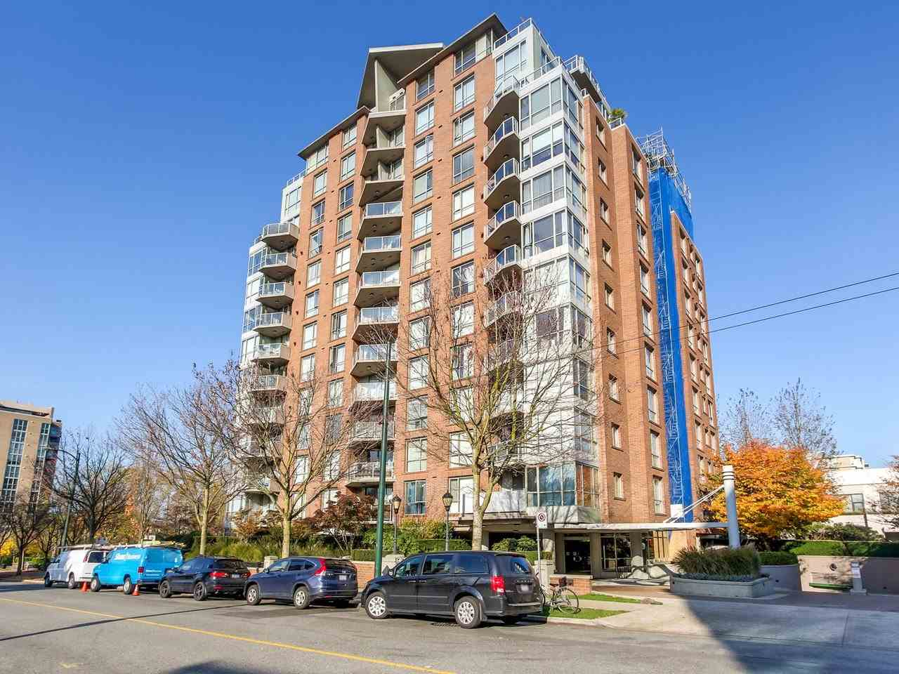 Main Photo: 102 1575 W 10TH AVENUE in Vancouver: Fairview VW Condo for sale (Vancouver West)  : MLS®# R2218519
