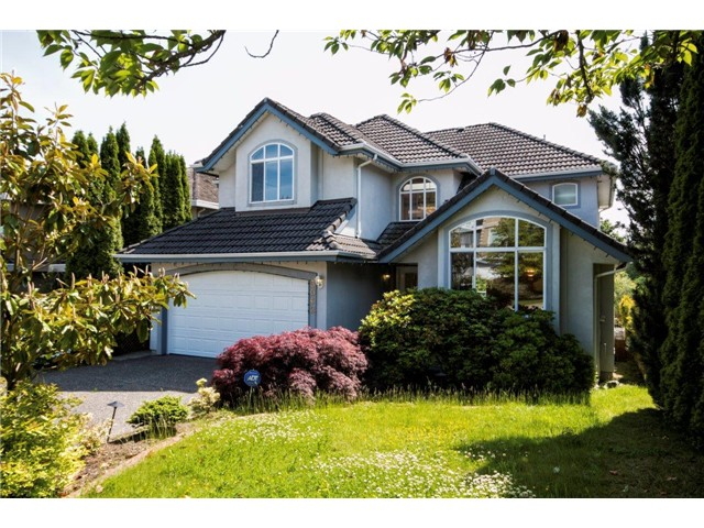 Main Photo: 3062 WADDINGTON Place in Coquitlam: Westwood Plateau House for sale : MLS® # V1067968
