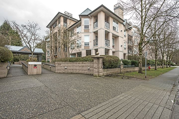 "Main Photo: 203 2435 WELCHER Avenue in Port Coquitlam: Central Pt Coquitlam Condo for sale in ""STERLING CLASSIC"" : MLS®# R2026872"
