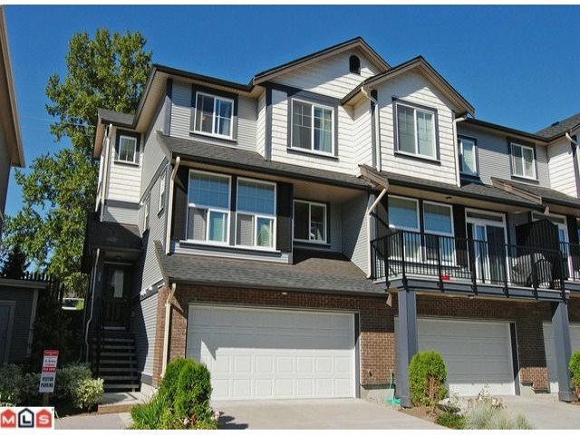 Main Photo: # 35 20831 70TH AV in Langley: Willoughby Heights Condo for sale : MLS®# F1312470