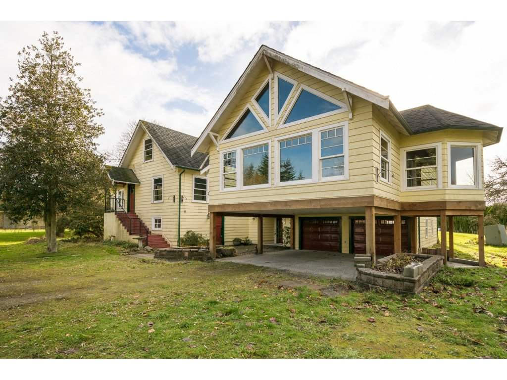 "Main Photo: 2630 WESTHAM ISLAND Road in Ladner: Westham Island House for sale in ""Westham Island"" : MLS® # R2222466"