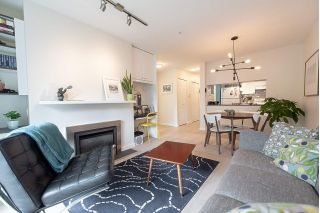"Main Photo: 4 1386 W 6TH Avenue in Vancouver: Fairview VW Condo for sale in ""NOTTINGHAM"" (Vancouver West)  : MLS®# R2268469"