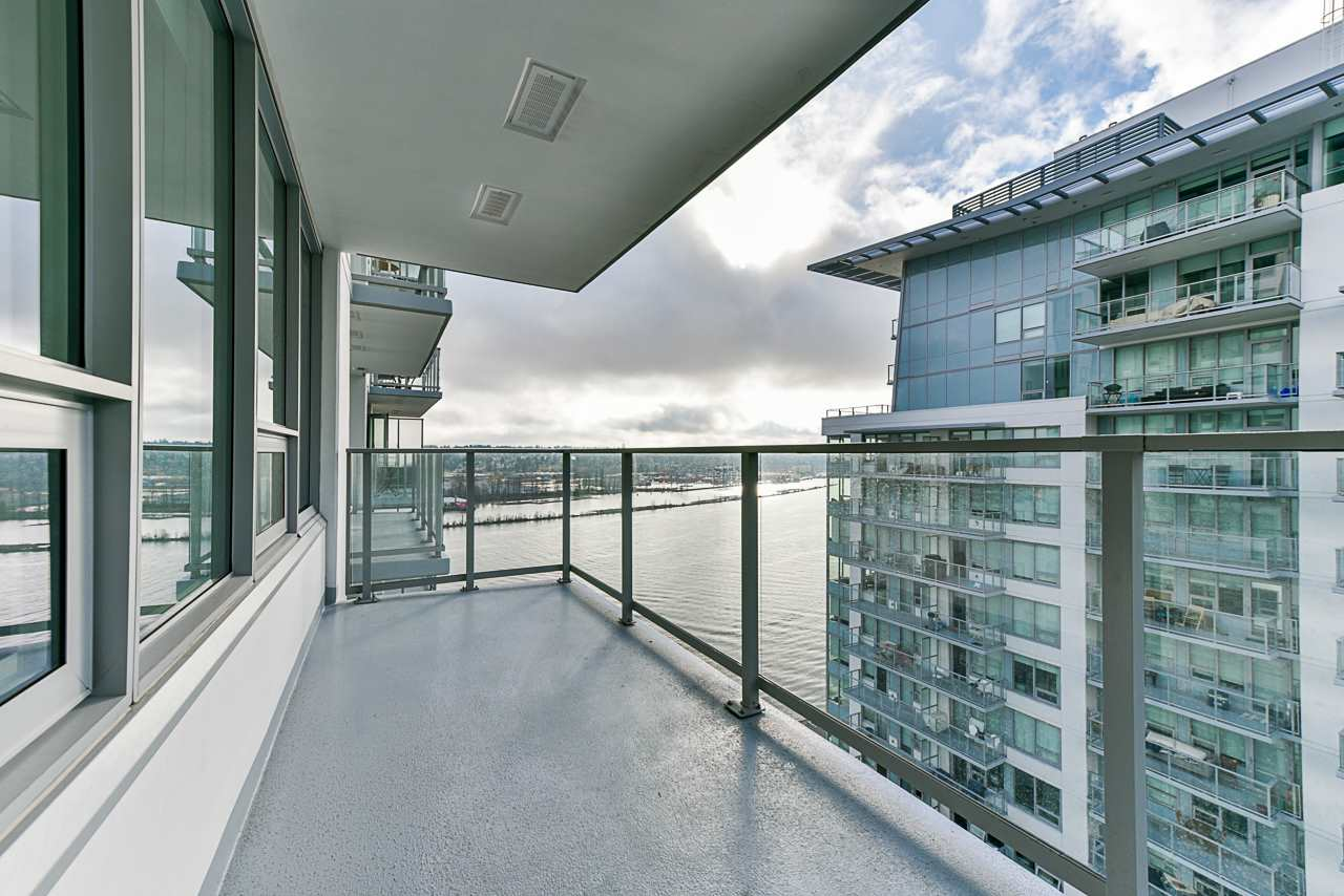 FEATURED LISTING: 2508 - 908 QUAYSIDE Drive New Westminster
