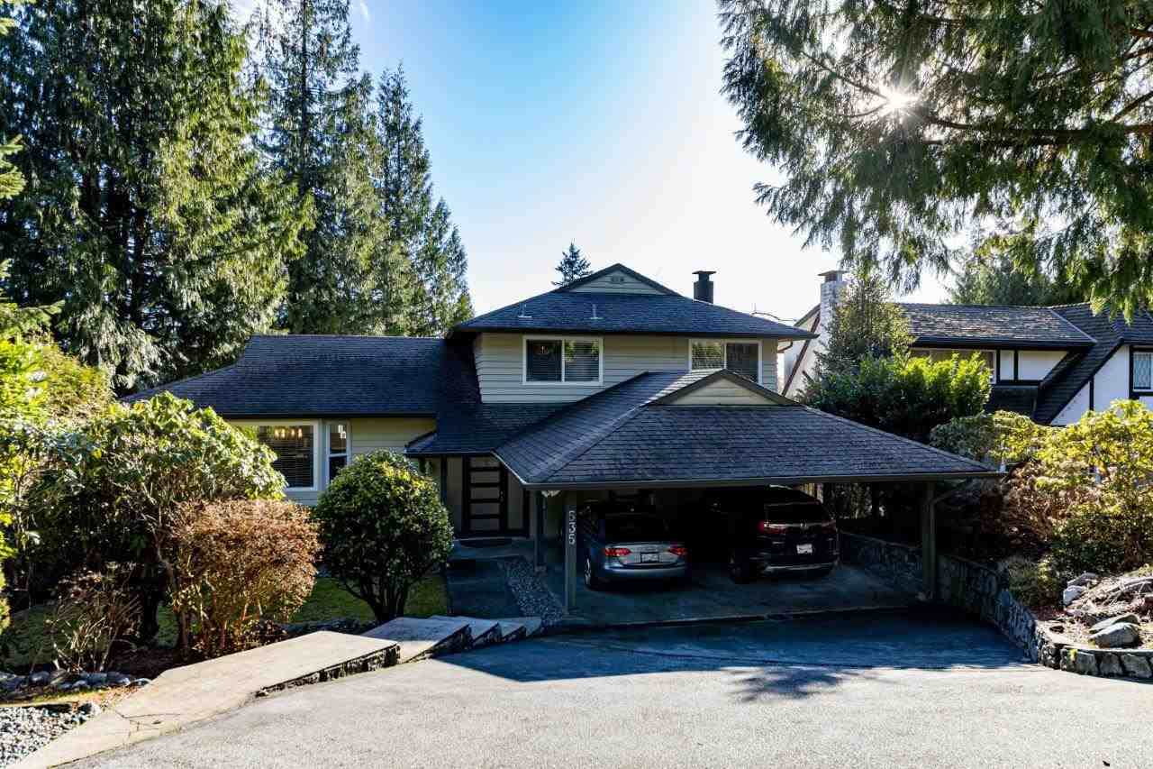 FEATURED LISTING: 535 BRAEMAR Road East North Vancouver
