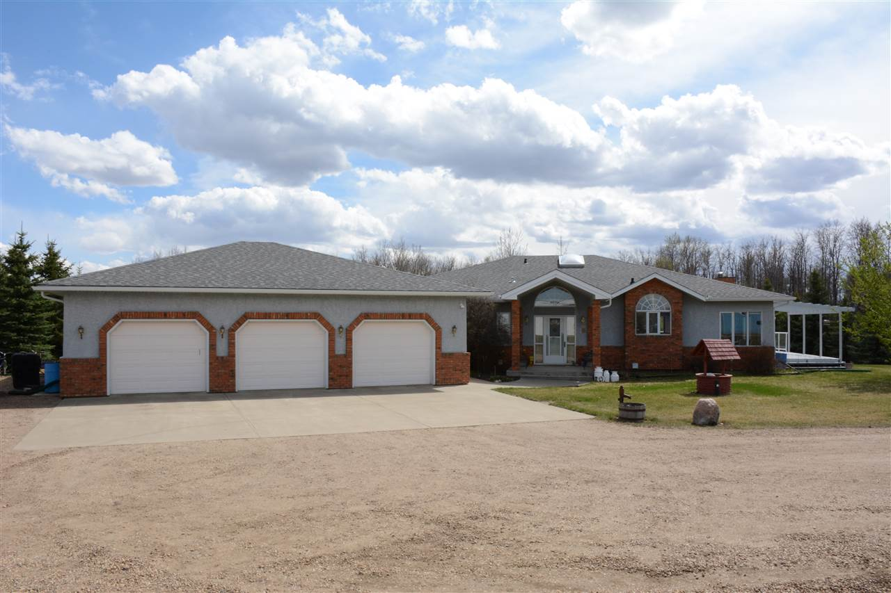 Main Photo: 51544 RR223 Road: Rural Strathcona County House for sale : MLS® # E4073123