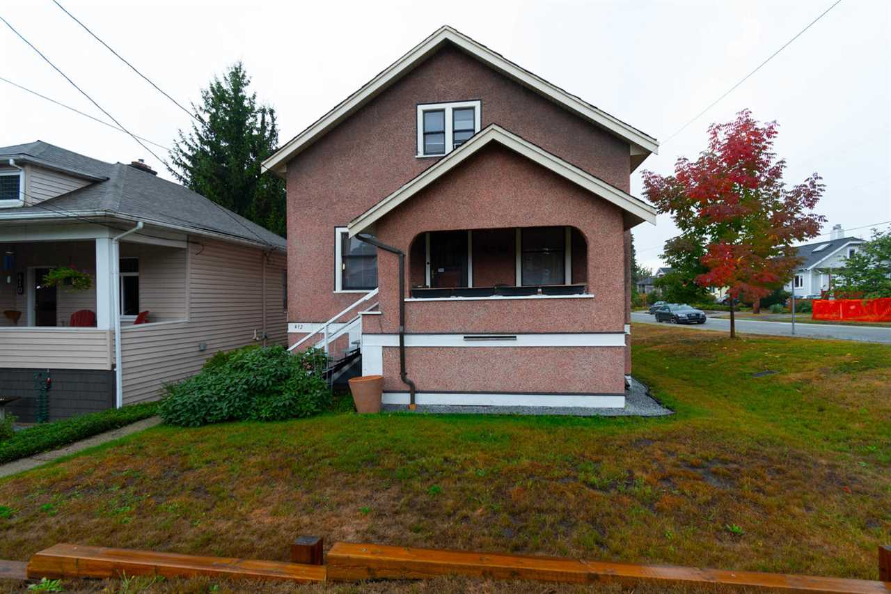 Main Photo: 412 SHILES Street in New Westminster: The Heights NW House for sale : MLS®# R2305639