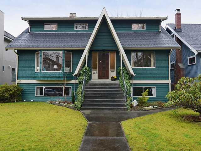 FEATURED LISTING: 361 21ST Avenue West Vancouver