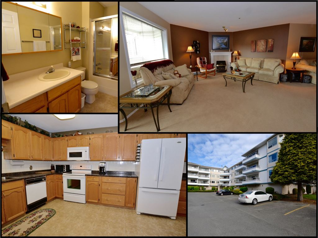 "Main Photo: 206 5377 201A Street in Langley: Langley City Condo for sale in ""Red Maple Place"" : MLS(r) # R2069783"