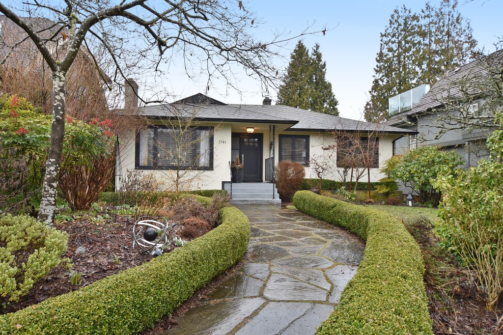 Main Photo: 3561 W 27TH Avenue in Vancouver: Dunbar House for sale (Vancouver West)  : MLS®# R2145898