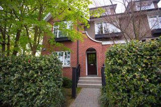 "Main Photo: 5491 DUNBAR Street in Vancouver: Dunbar Townhouse for sale in ""STIRLING ON DUNBAR"" (Vancouver West)  : MLS®# R2265998"