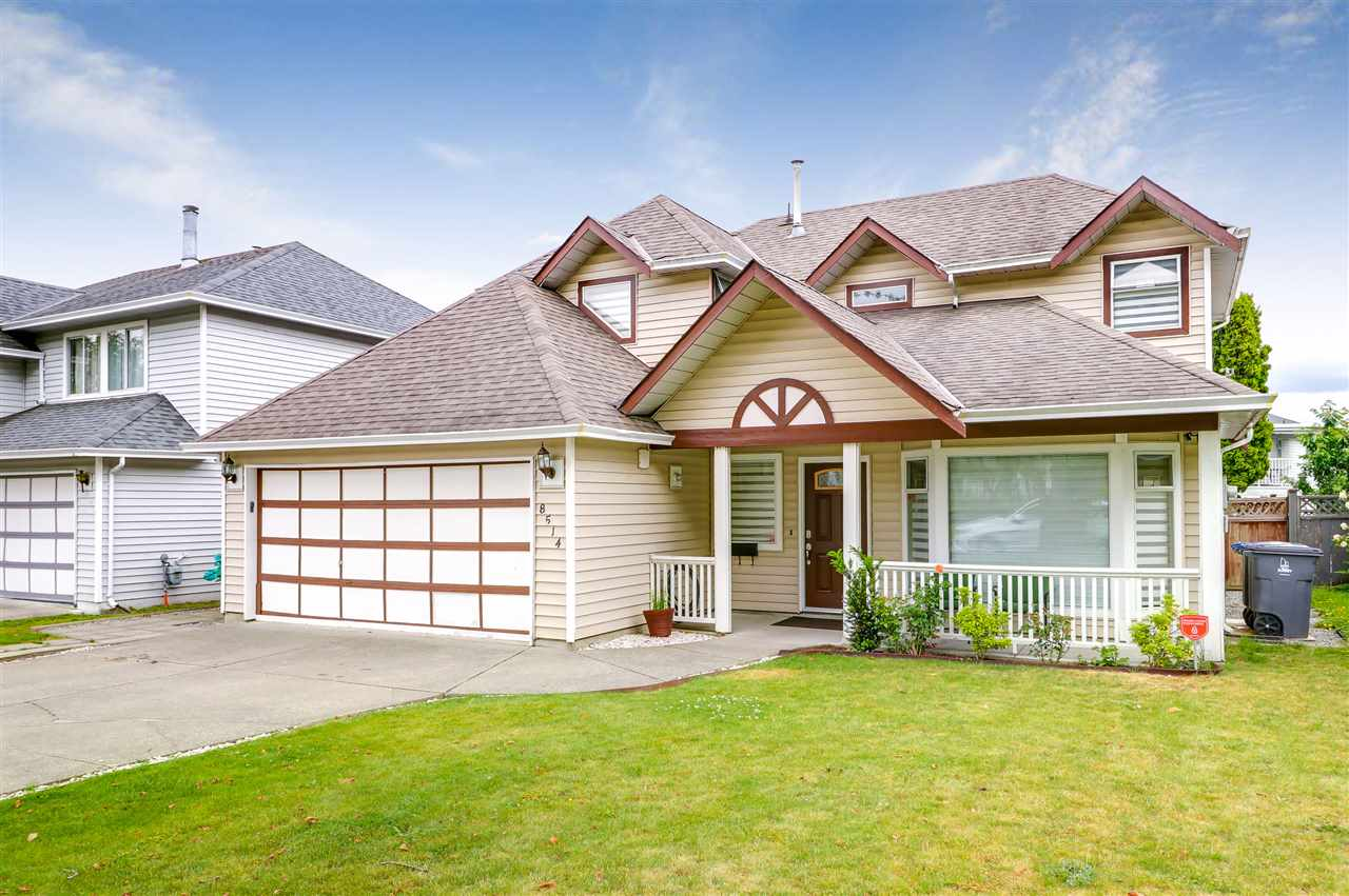 Main Photo: 8514 120A Street in Surrey: Queen Mary Park Surrey House for sale : MLS®# R2277789