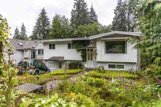Main Photo: 1760 DEEP COVE Road in North Vancouver: Deep Cove House for sale : MLS®# R2279948