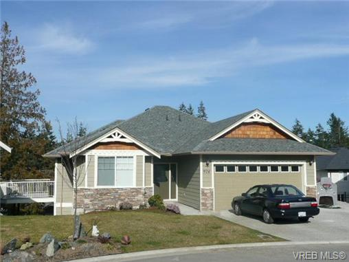 Main Photo: 974 Wild Blossom Court in VICTORIA: La Happy Valley Single Family Detached for sale (Langford)  : MLS®# 331662