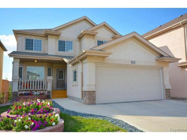 Main Photo: Mitchelson Way in Winnipeg: Residential for sale : MLS®# 1510883