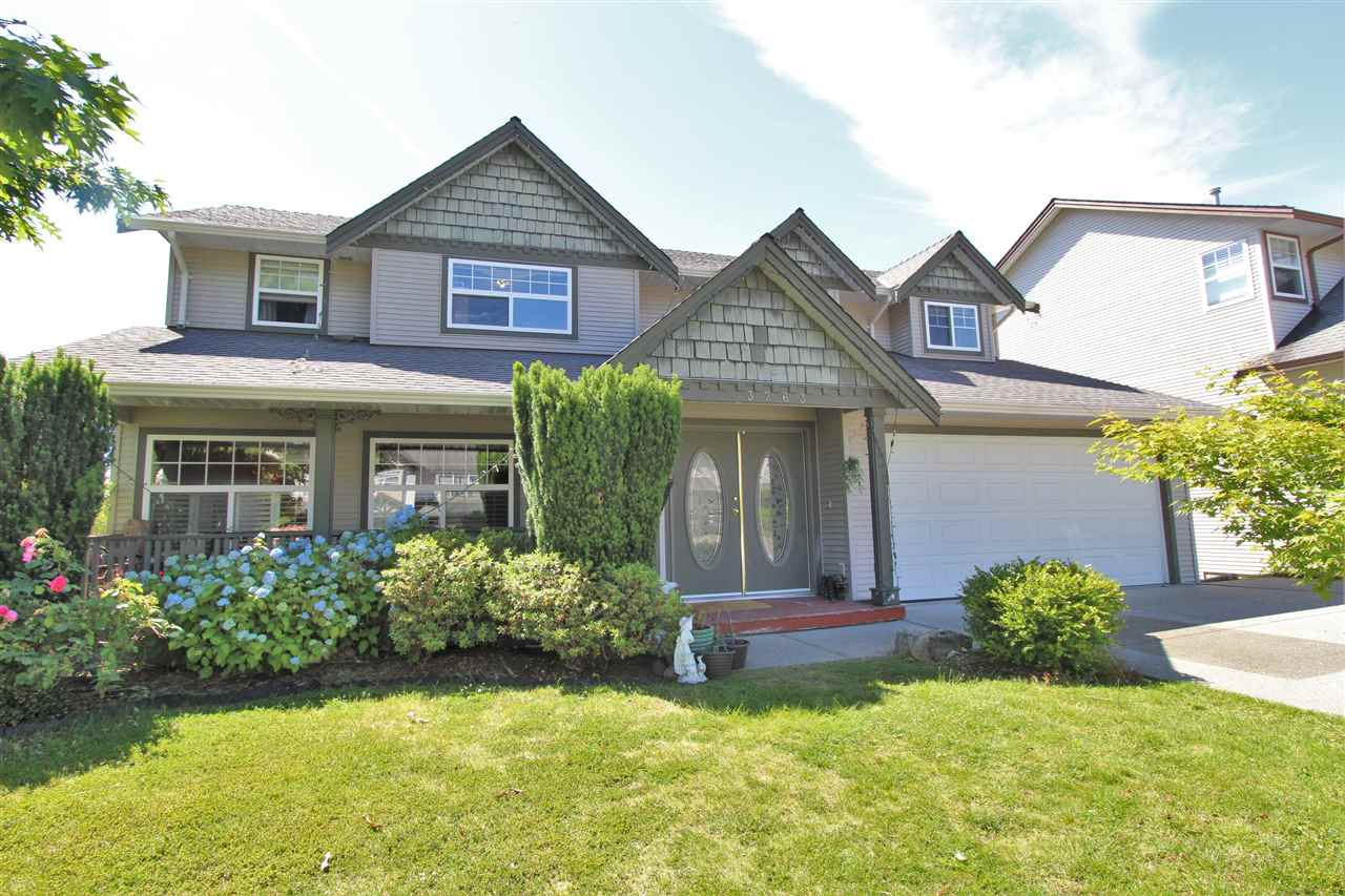 Main Photo: 3263 MCKINLEY Drive in Abbotsford: Abbotsford East House for sale : MLS®# R2074818