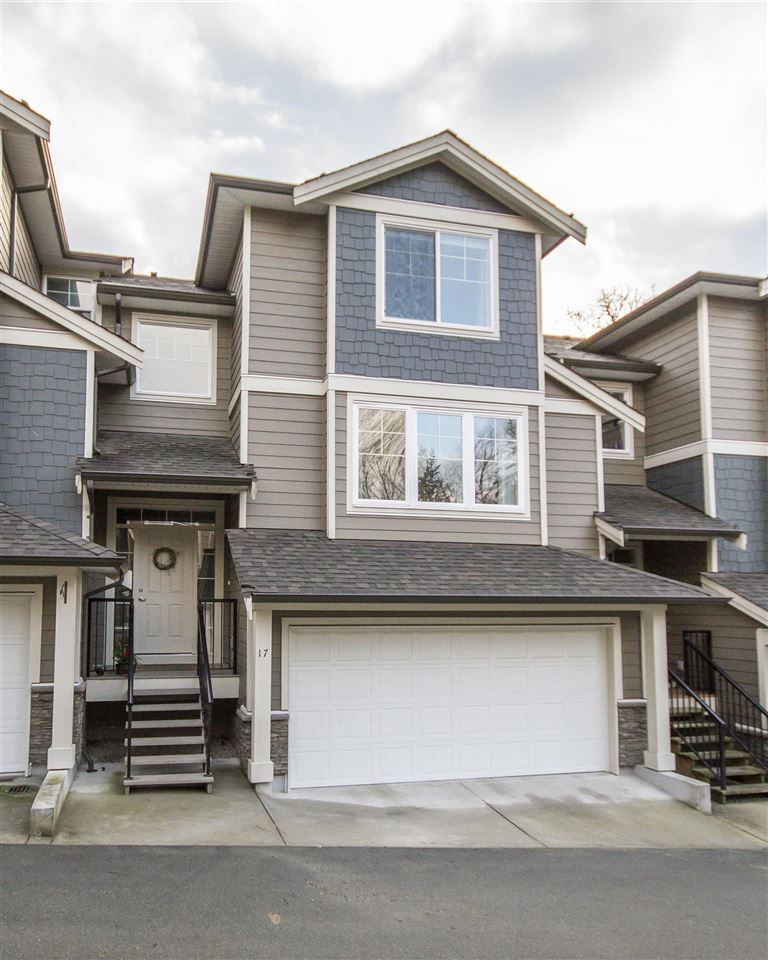 FEATURED LISTING: 17 11384 BURNETT Street Maple Ridge
