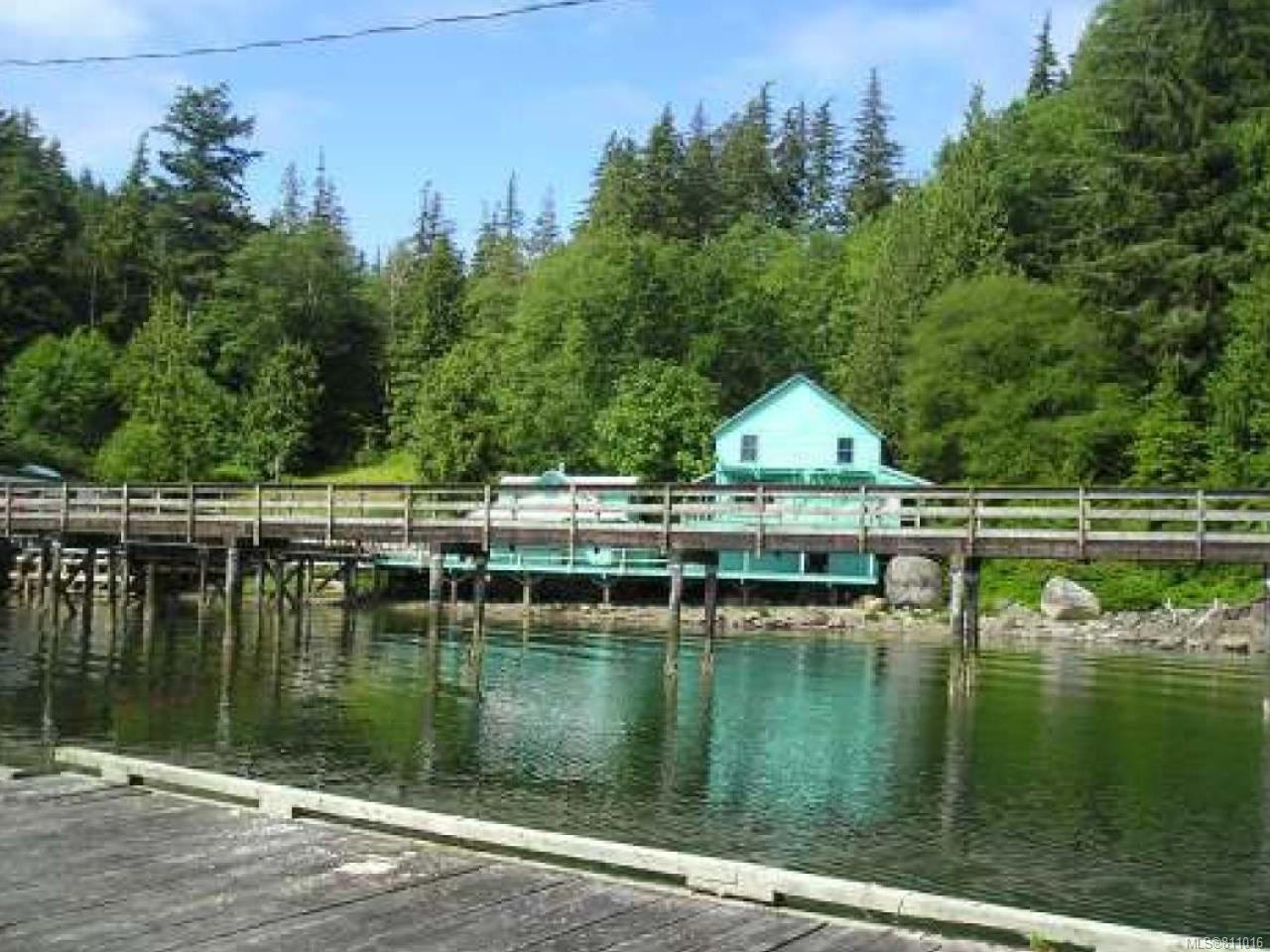 FEATURED LISTING: LT A & B Minstrel Island CAMPBELL RIVER