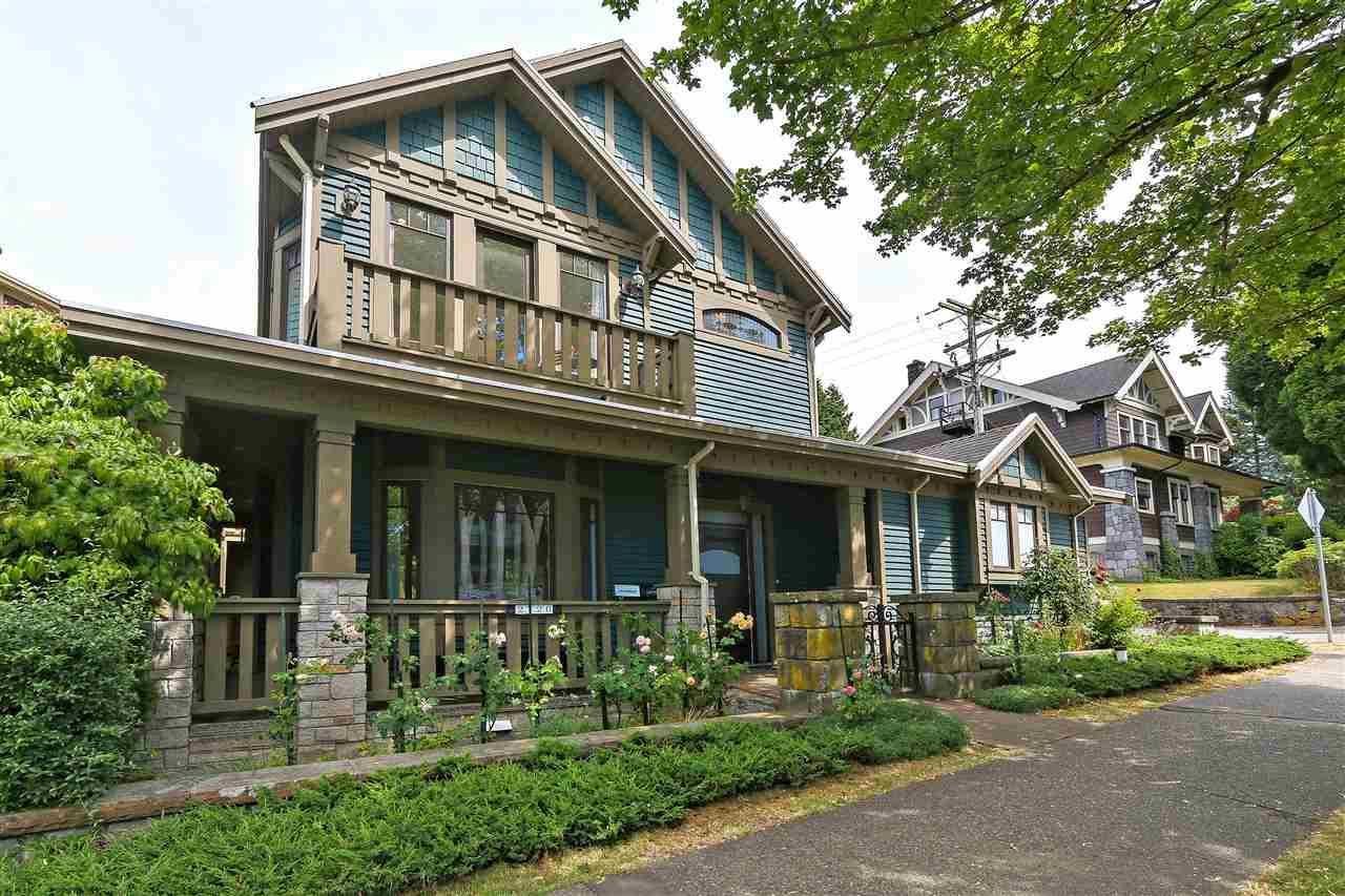 FEATURED LISTING: 2720 YUKON Street Vancouver