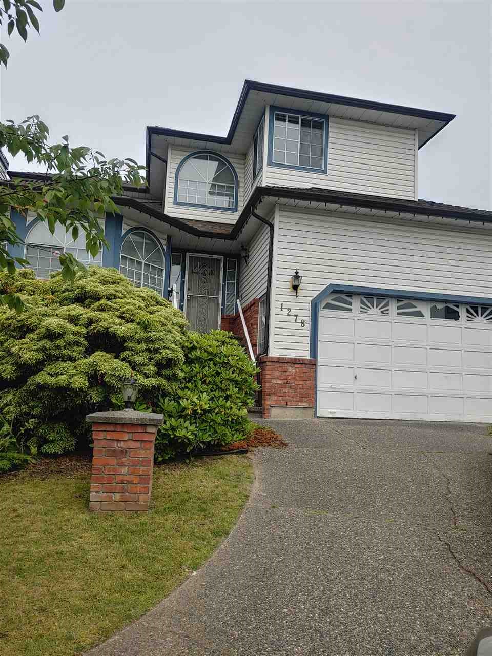 FEATURED LISTING: 1278 COUTTS Place Port Coquitlam