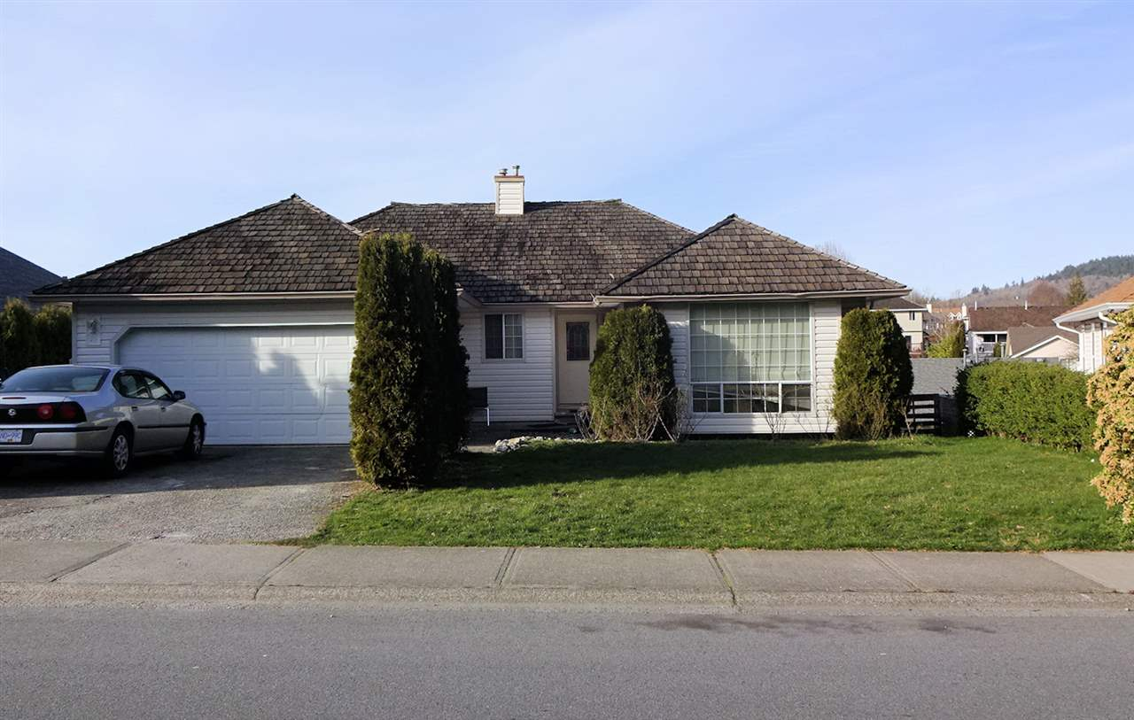 Main Photo: 3591 MCKINLEY Drive in Abbotsford: Abbotsford East House for sale : MLS®# R2039439