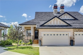 Main Photo: 71 Evercreek Bluffs View SW in Calgary: Evergreen House for sale : MLS® # C4130281