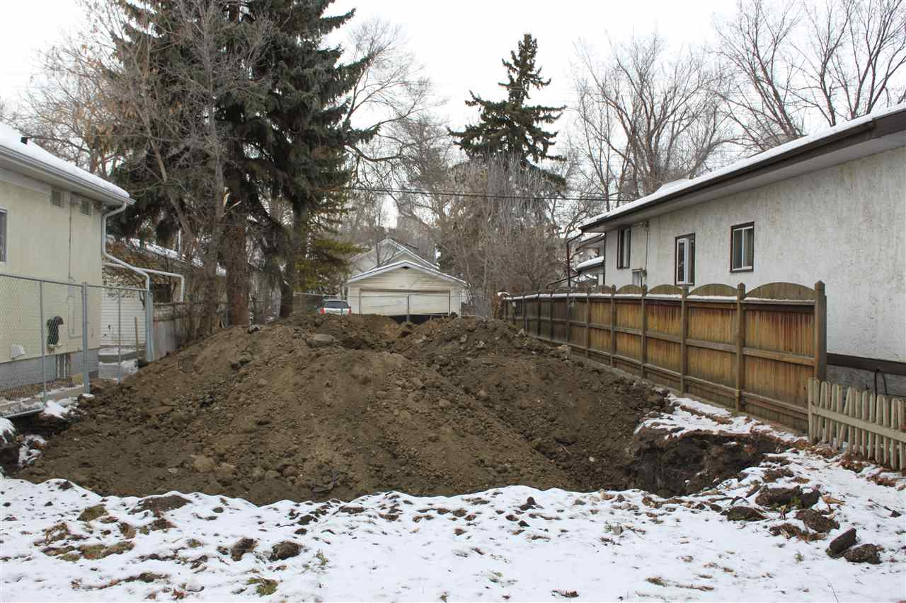 Main Photo: 10922 79 Avenue in Edmonton: Zone 15 Vacant Lot for sale : MLS® # E4088784