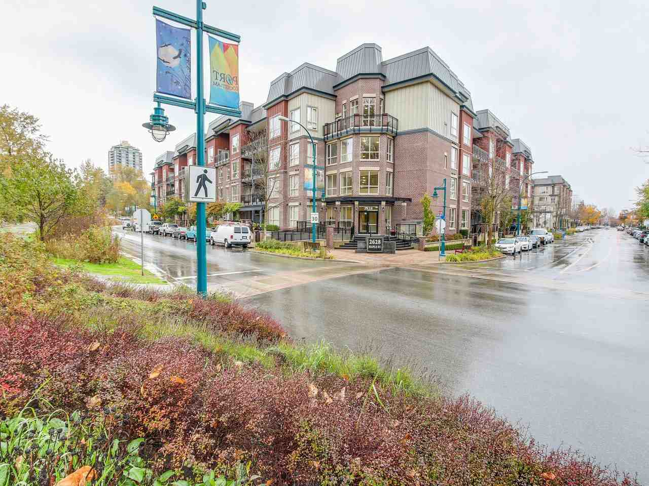 "Main Photo: 320 2628 MAPLE Street in Port Coquitlam: Central Pt Coquitlam Condo for sale in ""VILLAGIO II"" : MLS® # R2223182"