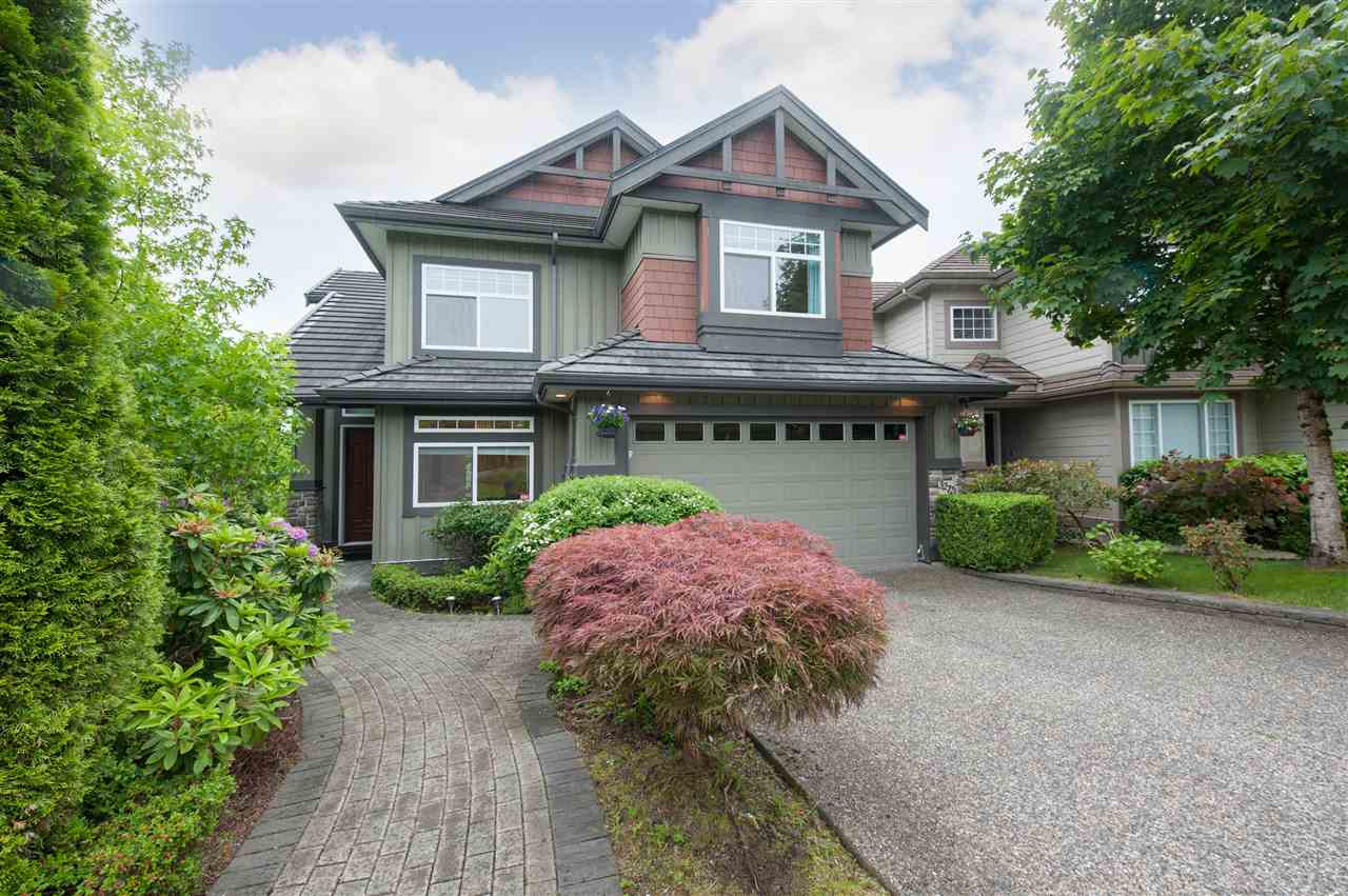 Main Photo: 3272 CAMELBACK Lane in Coquitlam: Westwood Plateau House for sale : MLS®# R2278866