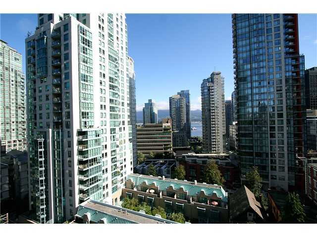 Main Photo: # 909 1239 W GEORGIA ST in Vancouver: Coal Harbour Condo for sale (Vancouver West)  : MLS® # V864847