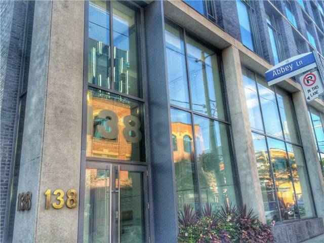 Photo 11: 411 138 Princess Street in Toronto: Moss Park Condo for lease (Toronto C08)  : MLS® # C3601029