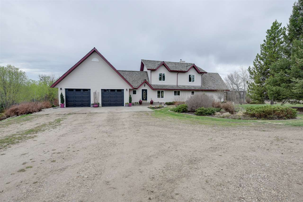 Main Photo: 37, 55517 RR 240: Rural Sturgeon County House for sale : MLS®# E4109357