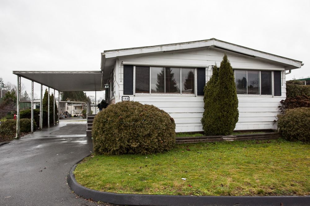 "Main Photo: 148 1840 160 Street in Surrey: King George Corridor Manufactured Home for sale in ""Breakaway Bays"" (South Surrey White Rock)  : MLS®# R2078651"