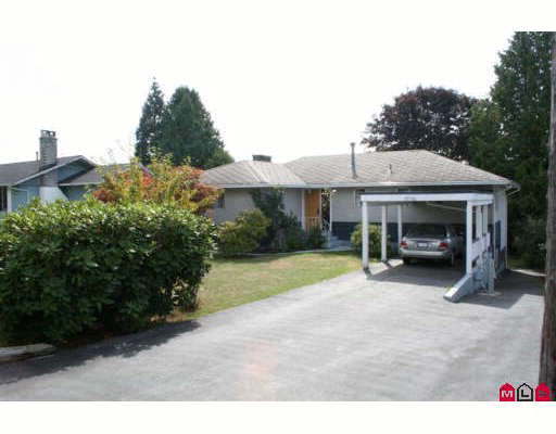 Main Photo: 13736 COLDICUTT AVENUE in : White Rock House for sale (South Surrey White Rock)  : MLS®# F2920987