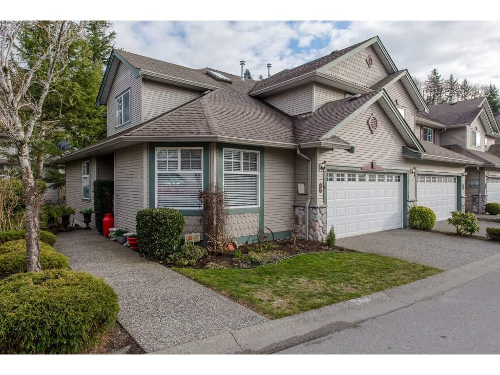 Main Photo: 33 46360 VALLEYVIEW Road in Sardis: Promontory Townhouse for sale : MLS® # R2244316